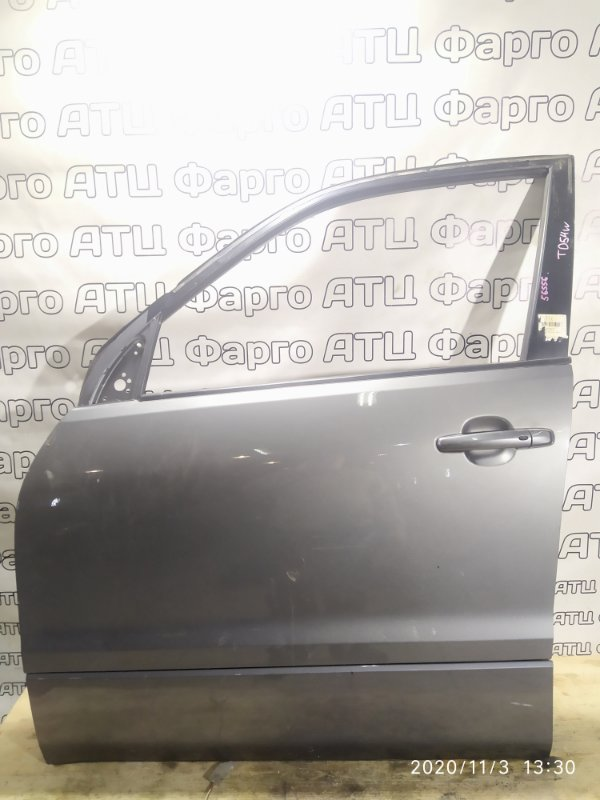 Дверь боковая Suzuki Escudo TD54W J20A передняя левая
