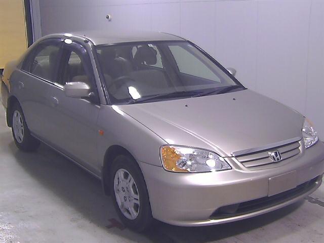 Авто на разбор Honda Civic Ferio ES1 D15B