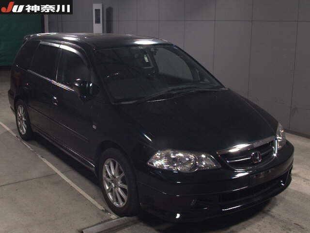Авто на разбор Honda Odyssey RA7 F23A