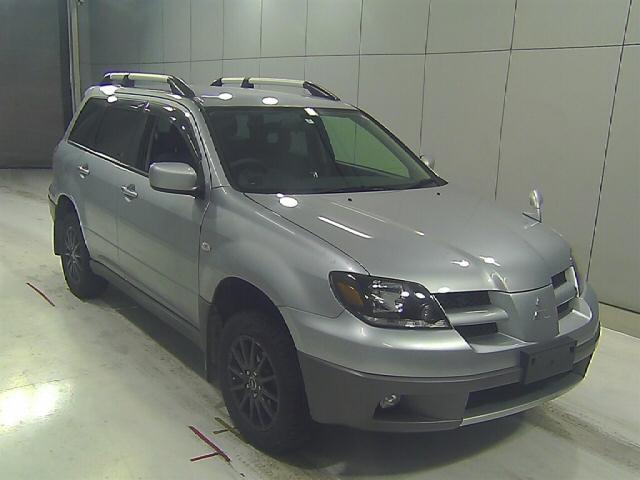 Авто на разбор Mitsubishi Airtrek CU4W 4G64