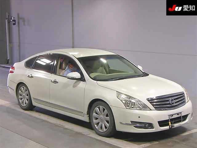 Авто на разбор Nissan Teana J32 VQ25DE