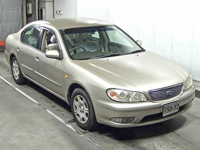 Авто на разбор Nissan Cefiro A33 VQ20DE