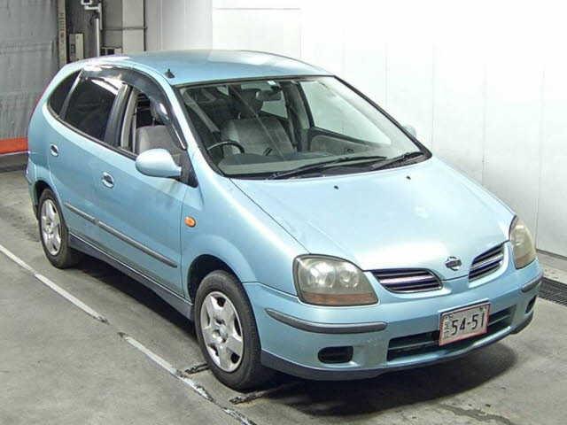 Авто на разбор Nissan Tino V10 QG18DE