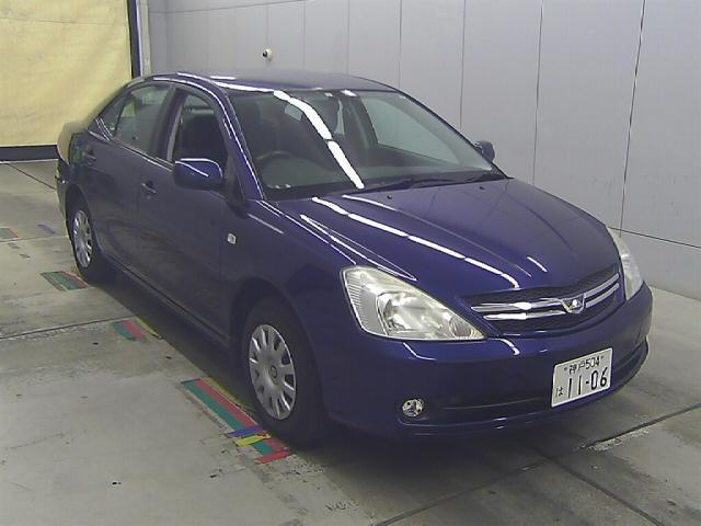 Авто на разбор Toyota Allion ZZT240 1ZZ-FE