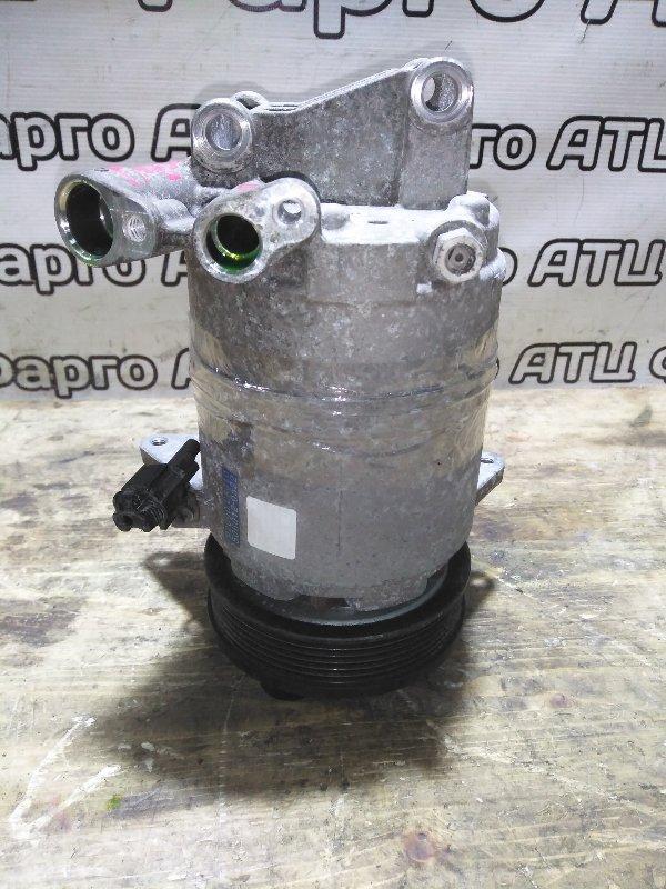 Компрессор кондиционера Nissan Murano PNZ50 VQ35DE