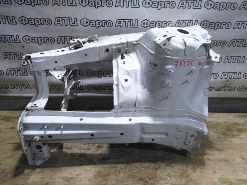 Лонжерон Mazda Axela BM5FS P5-VPS 2014 передний правый