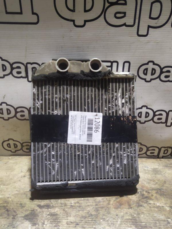 Радиатор отопителя Toyota Ipsum SXM15G 3S-FE передний