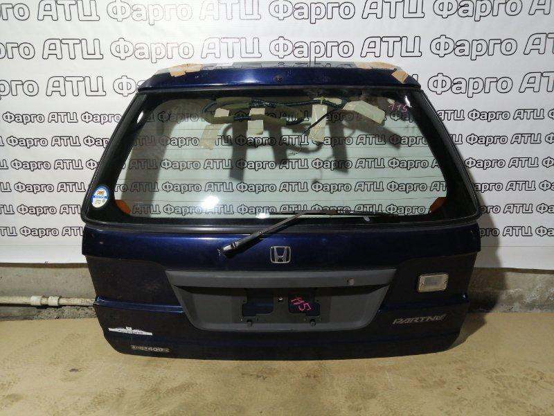 Дверь задняя багажника Honda Partner EY6 D13B