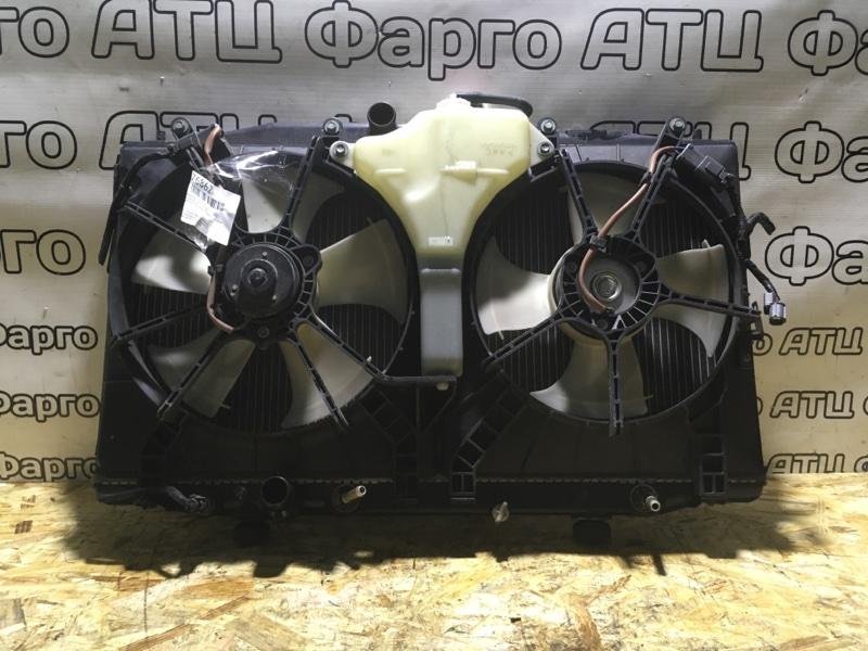 Радиатор двигателя Honda Accord CL7 K20A