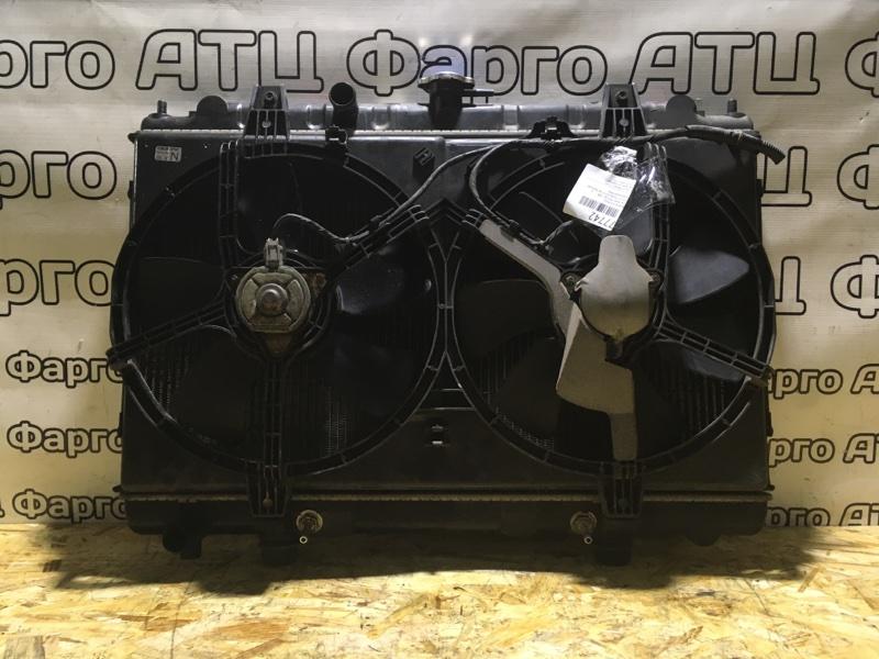 Радиатор двигателя Nissan Avenir W11 QG18DE
