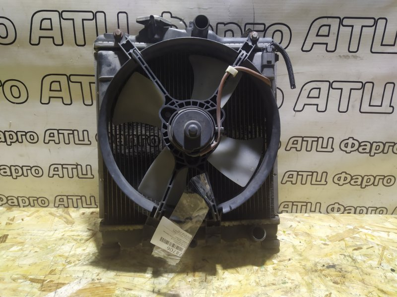 Радиатор двигателя Honda Partner EY6 D13B