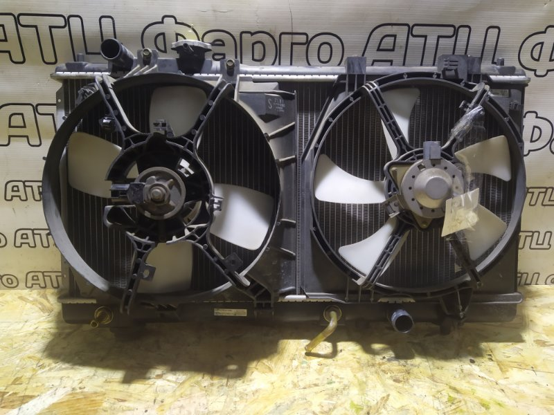 Радиатор двигателя Mazda Familia S-Wagon BJ5W ZL-VE