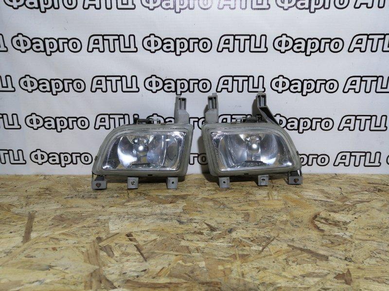 Фара противотуманная Mazda Familia S-Wagon BJ5W ZL-VE