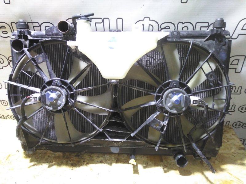 Радиатор двигателя Lexus Is250 GSE20 4GR-FSE