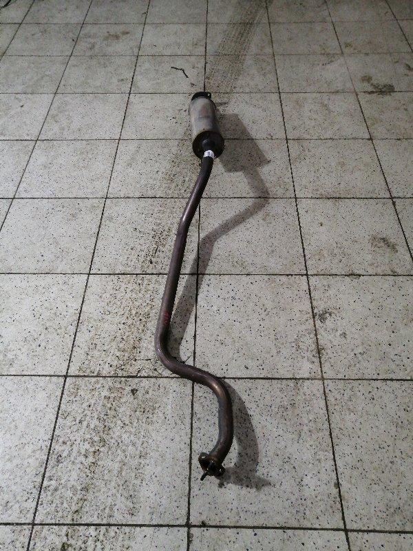 Глушитель Nissan Tino V10 QG18DE