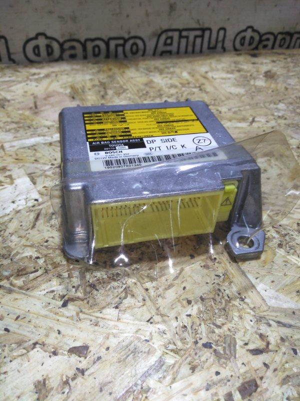 Блок управления airbag Lexus Is250 GSE20 4GR-FSE