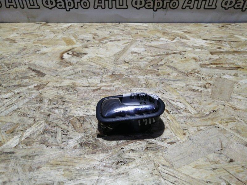 Ручка внутренняя Mazda Familia S-Wagon BJ5W ZL-VE передняя левая
