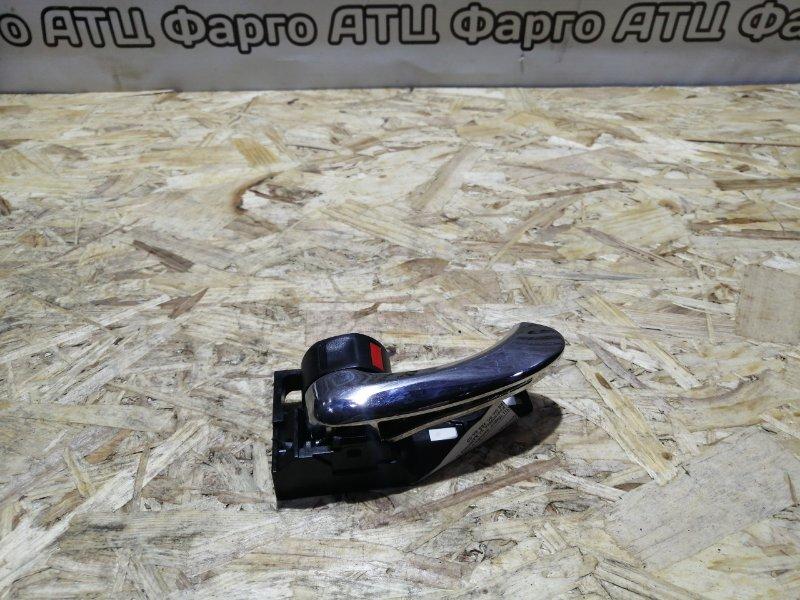Ручка внутренняя Toyota Camry ACV40 2AZ-FE задняя левая