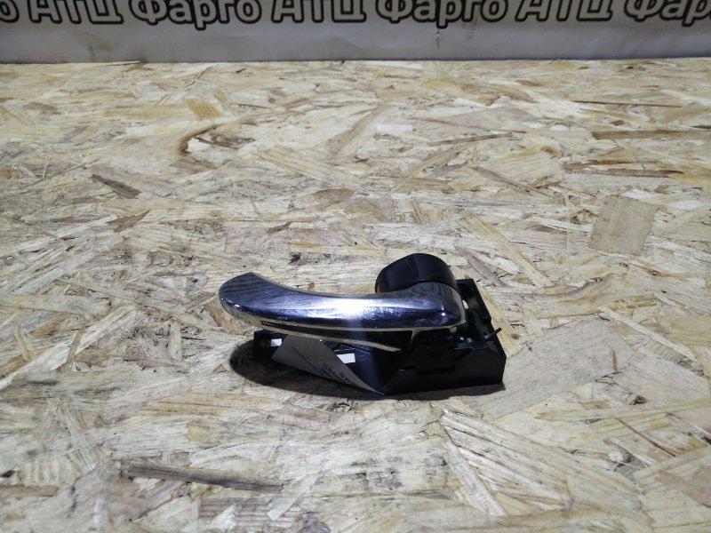 Ручка внутренняя Toyota Camry ACV40 2AZ-FE задняя правая