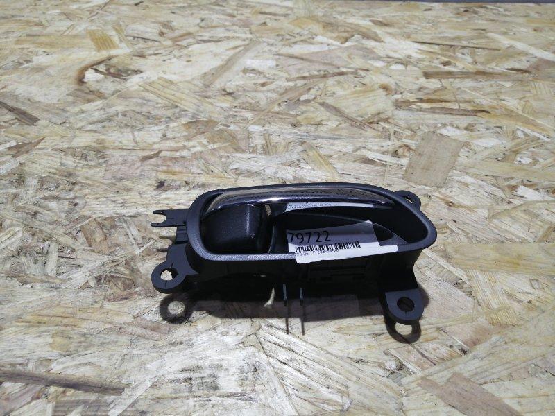 Ручка внутренняя Toyota Camry ACV40 2AZ-FE передняя правая