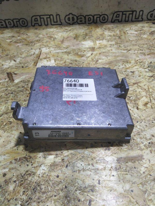 Блок управления двс Honda Civic Ferio ES1 D15B