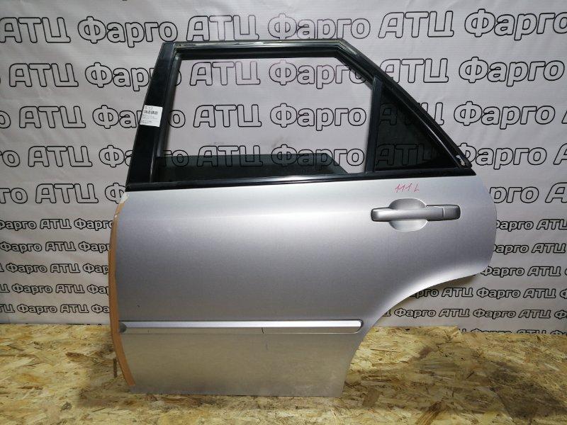 Дверь боковая Honda Accord Wagon CF6 F23A задняя левая