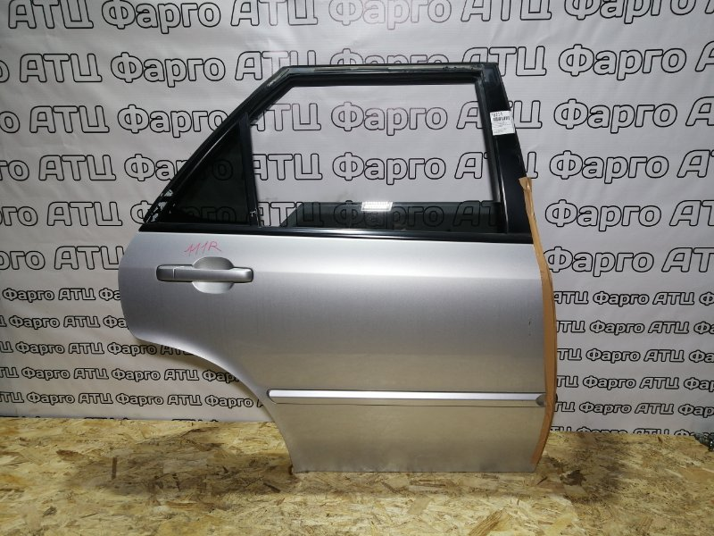 Дверь боковая Honda Accord Wagon CF6 F23A задняя правая