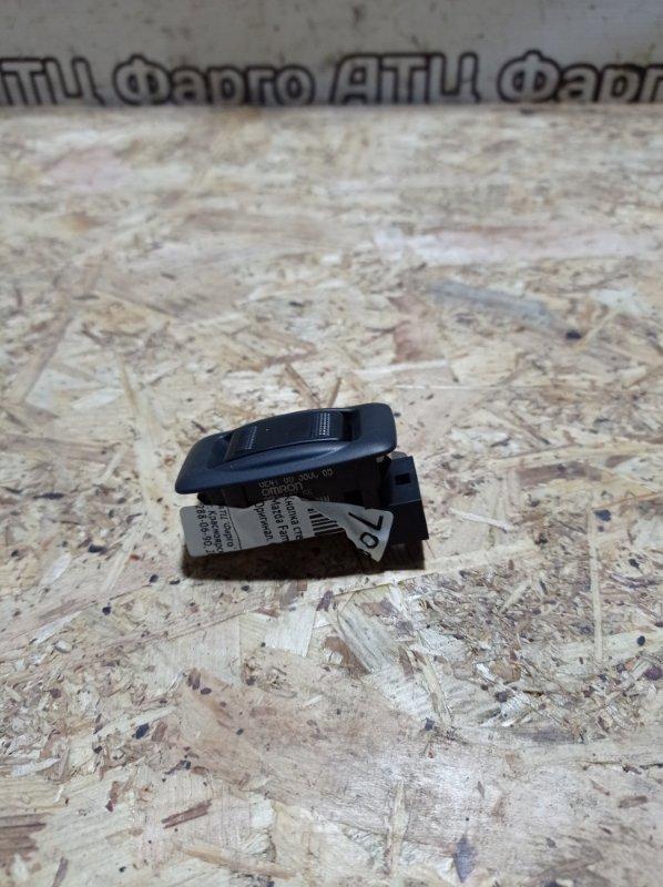 Кнопка стеклоподъемника Mazda Familia S-Wagon BJ5W ZL-VE задняя правая