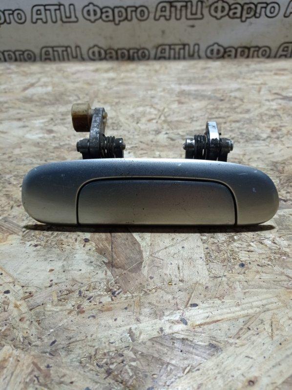 Ручка наружная Mazda Familia S-Wagon BJ5W ZL-VE задняя правая