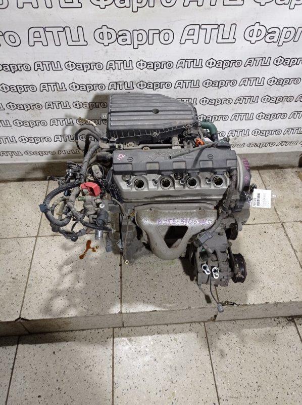 Двигатель Honda Civic Ferio ES1 D15B