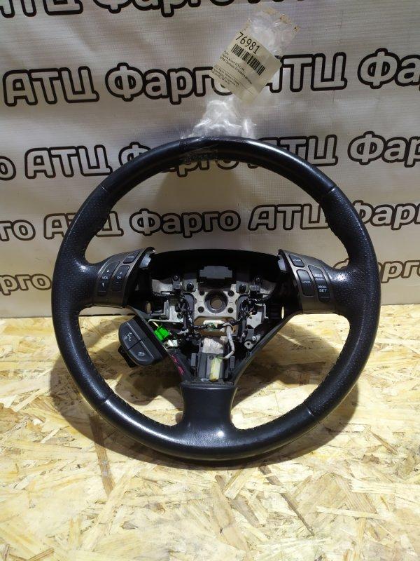 Руль Honda Accord CL9 K24A