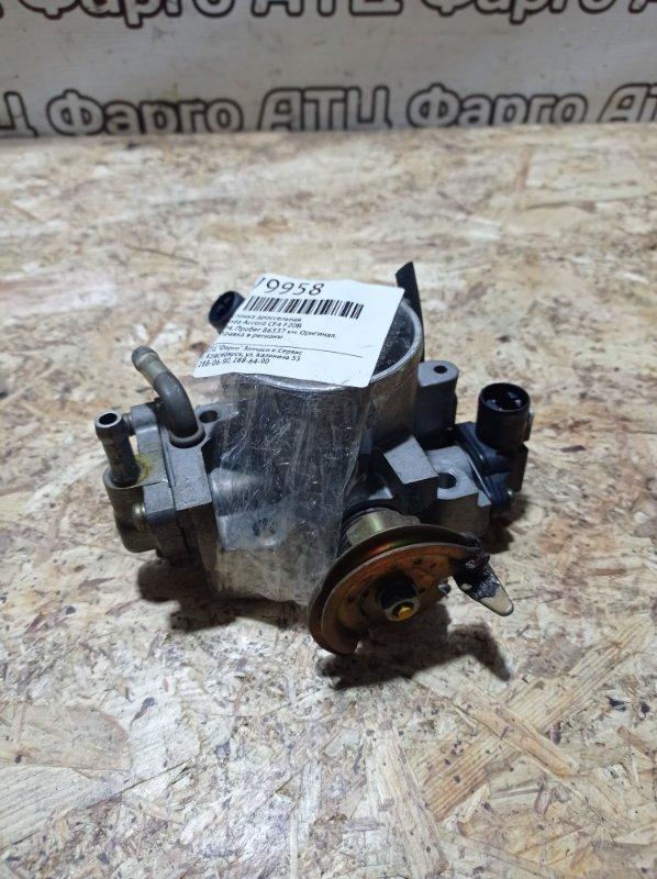 Заслонка дроссельная Honda Accord CF4 F20B