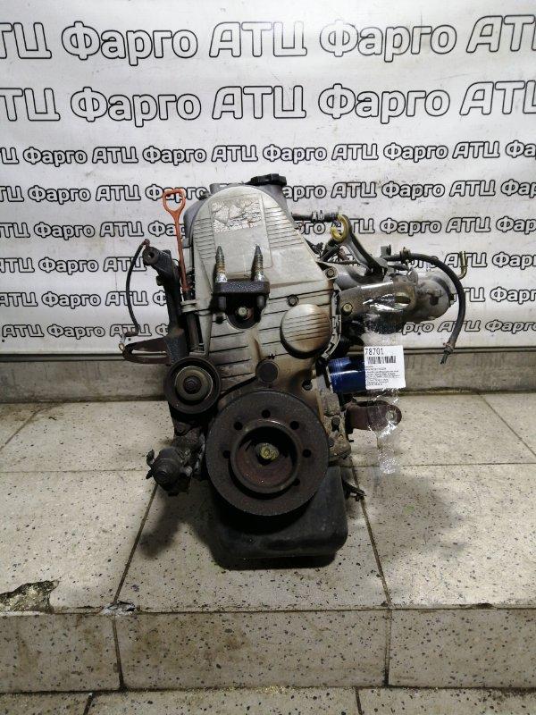 Двигатель Honda Partner EY6 D13B