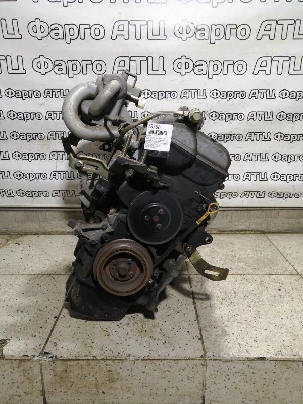 Двигатель Mazda Familia S-Wagon BJ5W ZL-VE