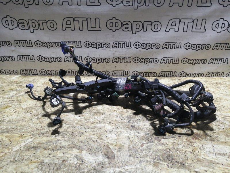 Проводка двигателя Honda Torneo CF3 F18B
