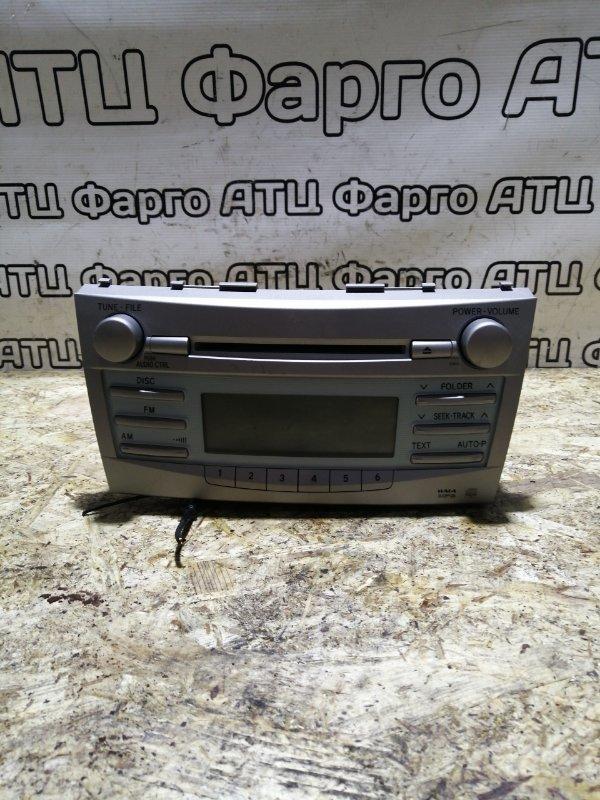 Магнитола Toyota Camry ACV40 2AZ-FE
