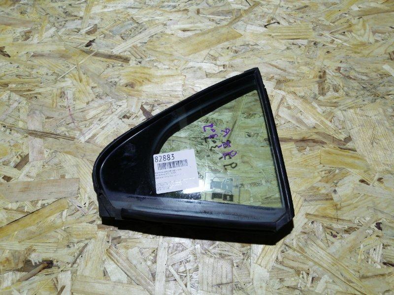 Форточка дверная Honda Accord CL7 K20A задняя правая