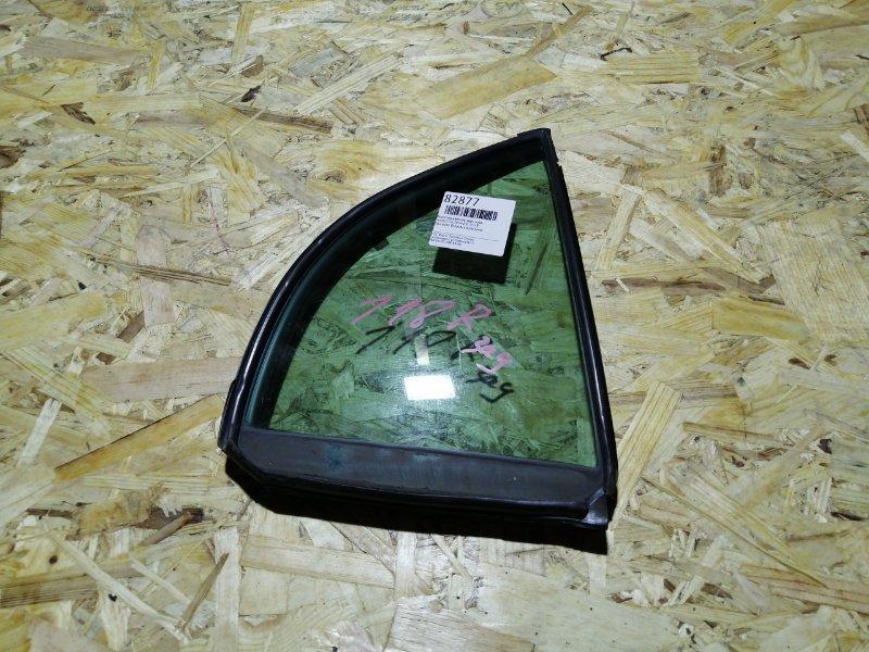 Форточка дверная Honda Civic Ferio ES1 D15B задняя правая