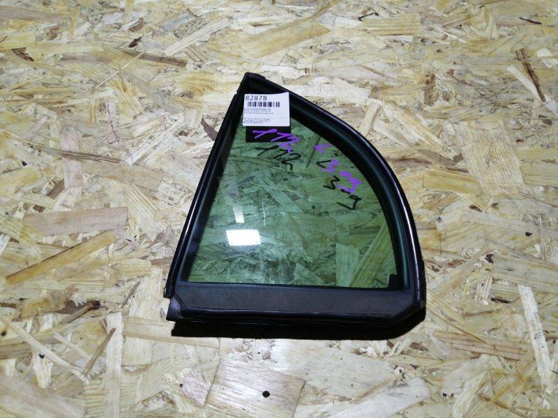 Форточка дверная Honda Civic Ferio ES1 D15B задняя левая