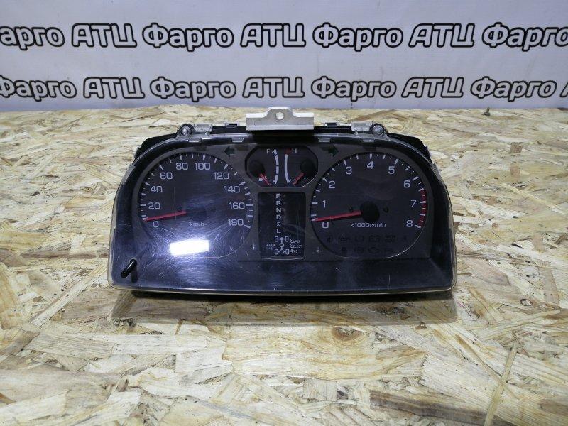 Комбинация приборов Mitsubishi Pajero Io H76W 4G93