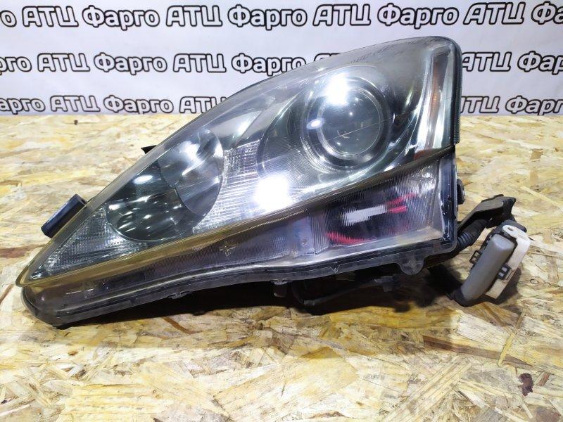 Фара Lexus Is250 GSE20 4GR-FSE передняя левая