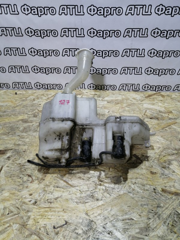 Бачок омывателя Mitsubishi Pajero Io H76W 4G93