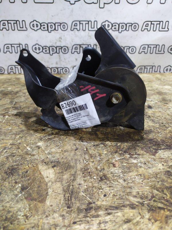 Подушка двигателя Nissan Tino V10 QG18DE задняя