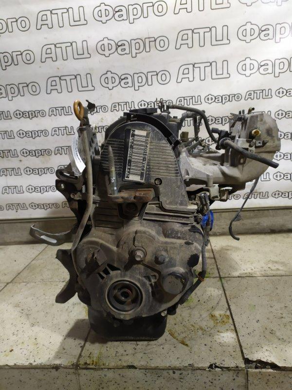 Двигатель Honda Avancier TA2 F23A