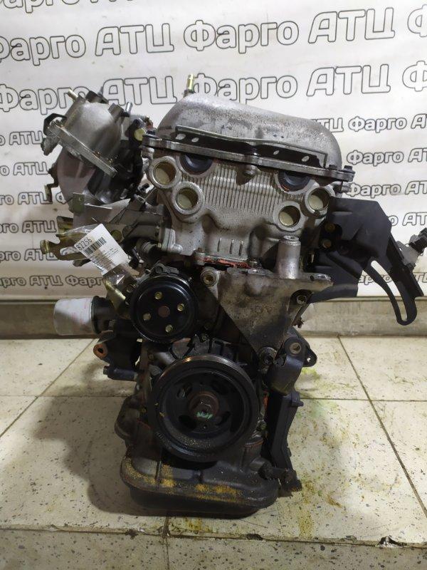 Двигатель Nissan Liberty PM12 SR20DE