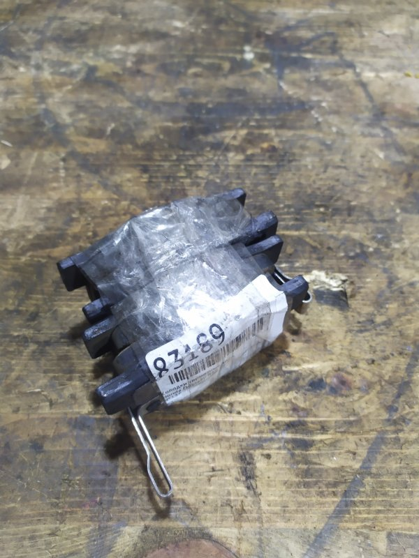 Колодки тормозные Honda Odyssey RA6 F23A задние