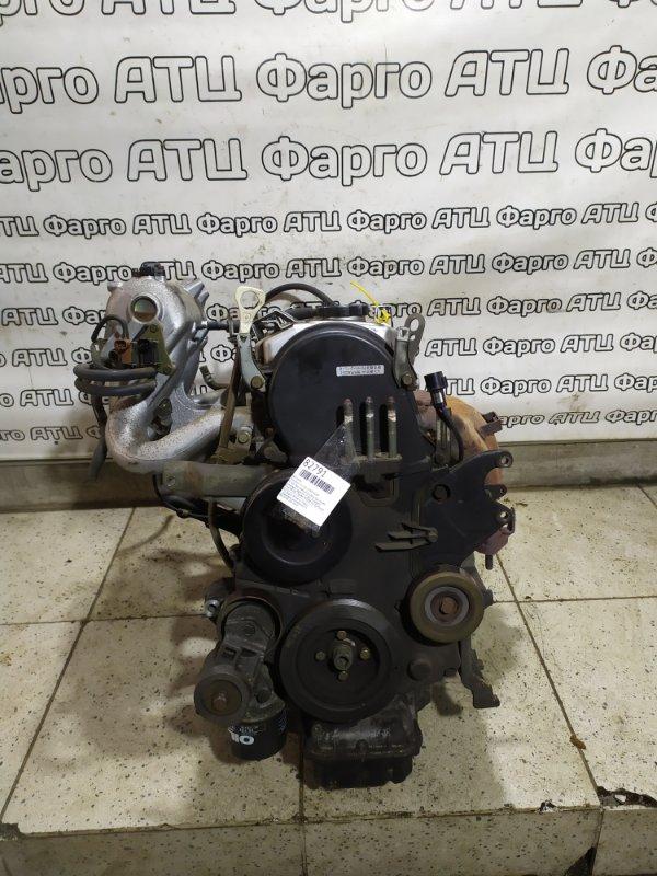Двигатель Mitsubishi Airtrek CU4W 4G64