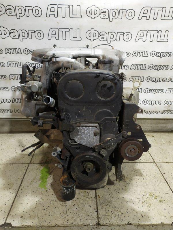 Двигатель Mitsubishi Pajero Io H76W 4G93