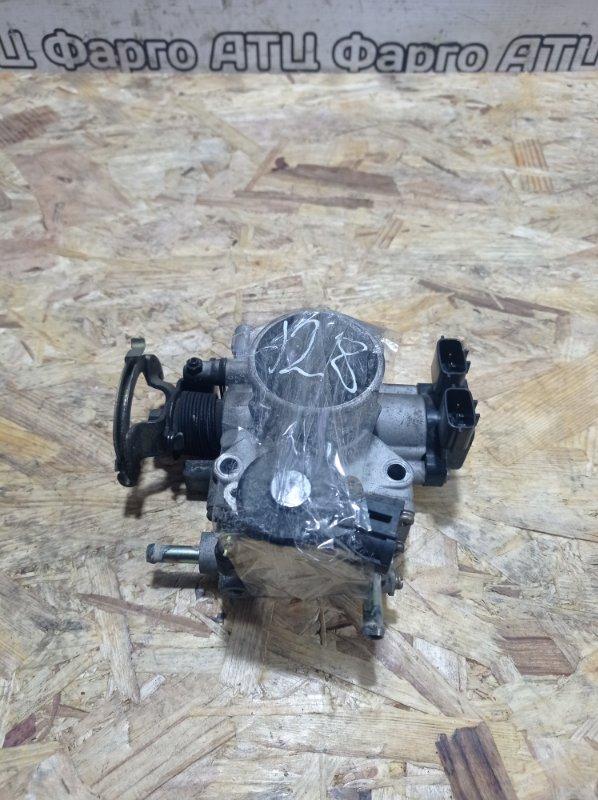Заслонка дроссельная Nissan Bluebird QU14 QG18DE