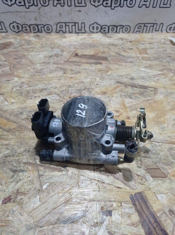 Заслонка дроссельная Nissan Laurel HC35 RB20DE